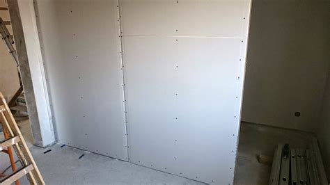 Gipskartonplatten Verlegen Anleitung gipskartonplatten an die wand kleben. gipskartonplatten kleben statt