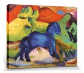 Das Kleine Blaue : franz marc das kleine blaue pferdchen 1912 ~ Lizthompson.info Haus und Dekorationen
