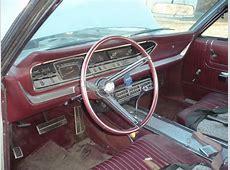 1967 Plymouth Sport Fury III Fastback
