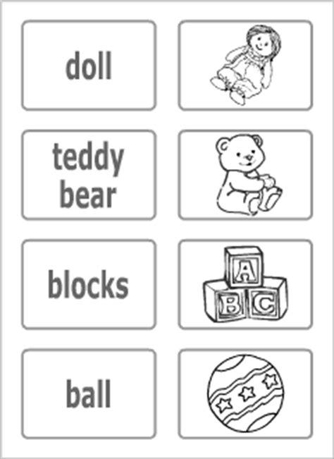 toys worksheets toys