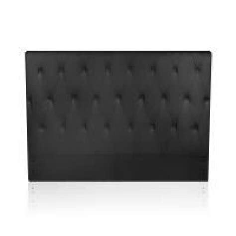 tete de lit capitonnee pas cher t 202 te de lit capitonn 201 e noir 160 cm magic achat vente tete de lit pas cher couleur et design fr
