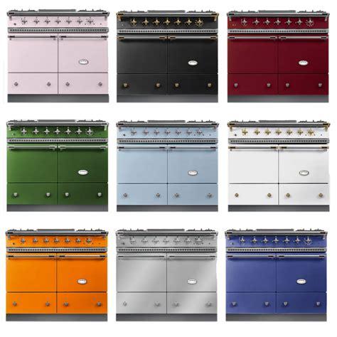 piano de cuisine professionnel piano de cuisson lacanche cluny 1000 2 fours gaz plaque