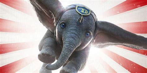 Dumbo Elefantino Volante Dumbo L Elefantino Volante In Un Nuovo Poster