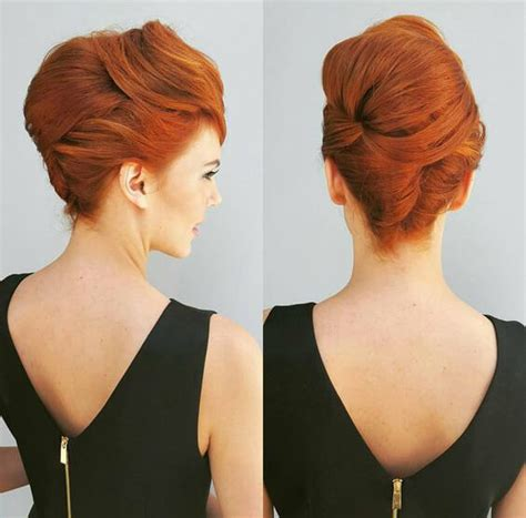 different hair updo styles 25 fabulous twist updos stunning hairstyles with