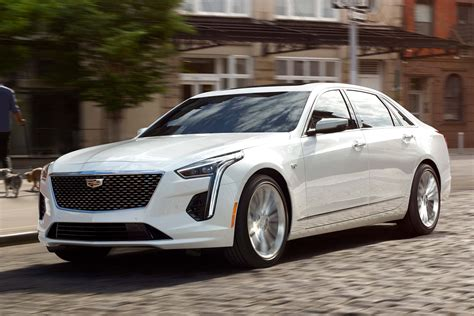 2019 Cadillac Ct6 Specs And Features