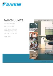 fan coil unit pdf fwd at daikin