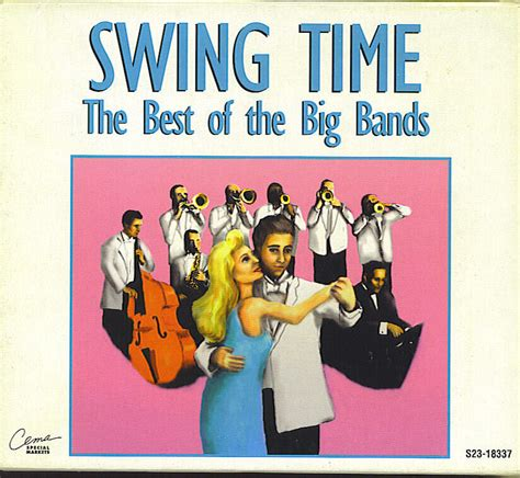best of big band swing swing time the best of the big bands mint 3 cd box set