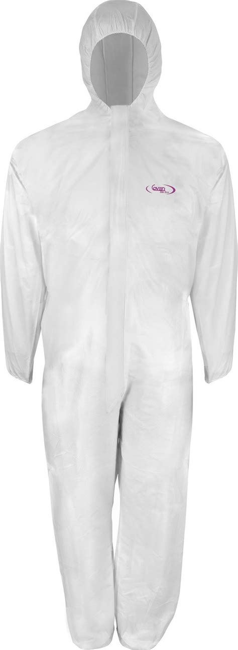 Coverstar CS500E Eco Chemical Protection coverall Type 5+6
