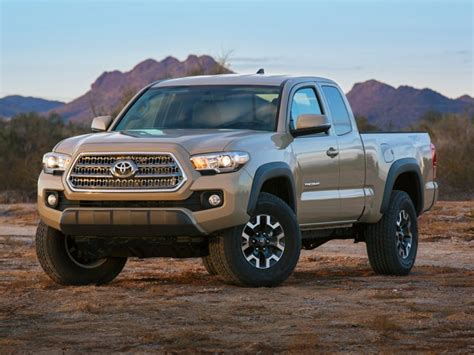 2017 Tacoma Horsepower by 2017 Toyota Tacoma Reviews Specs And Prices Cars