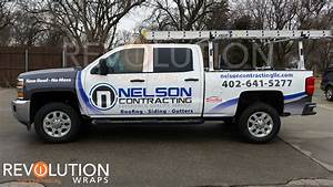 roofing company truck wraps creating a perfect design With truck lettering design ideas