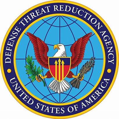 Defense Agency Threat Reduction Federal Seal Svg