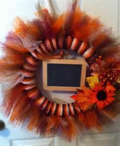 Easy Tulle Wreath