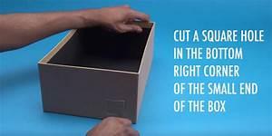 Solar Eclipse Pinhole Camera Instructions