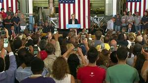 Clinton's economic speech: CNN's Reality Check team vets ...