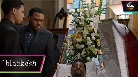 charlies funeral black ish youtube