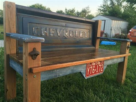 25+ Best Ideas About Tailgate Bench On Pinterest Ford