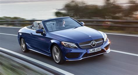 mercedes benz  class cabriolet revealed