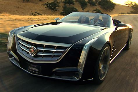 Cadillac Car : 2011 Cadillac Ciel 4-door Convertible Concept