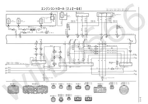 Toyotum Supra Ecu Wiring Diagram by Supra 2jz Gte Wiring Diagram Wiring Diagram