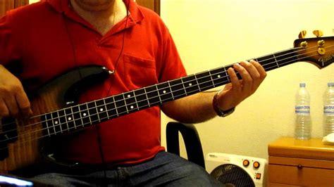 Rayando El Sol Bass Cover