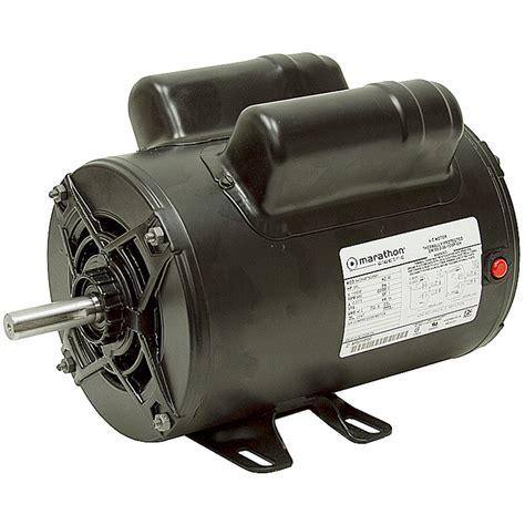 hp   rpm marathon air compressor motor
