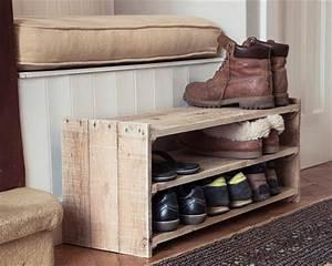 Dressing En Palette : 8 creative cheap and easy wood pallet projects ~ Melissatoandfro.com Idées de Décoration