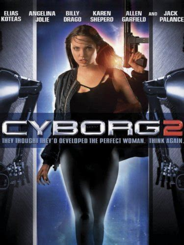 Amazon.com: Cyborg 2: Elias Koteas, Angelina Jolie, Billy