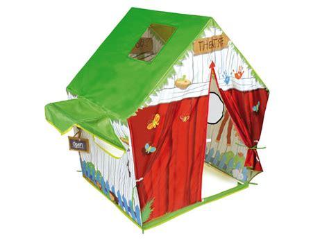 cabane enfant pas cher maison des bois en tissu soulet