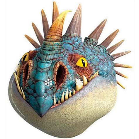 train  dragon  nadder card mask