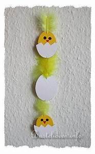 Ostern Basteln Mit Kindern : kinderbasteln zu ostern fensterbild kueken ~ Buech-reservation.com Haus und Dekorationen