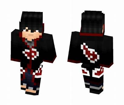 Akatsuki Minecraft Skin Skins Superminecraftskins