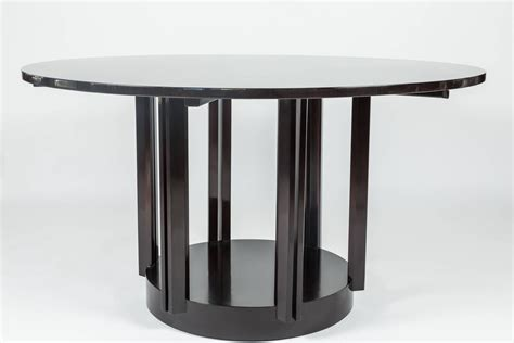 fantastic furniture dining table chairs fantastic modern round dining table by eliel saarinen for