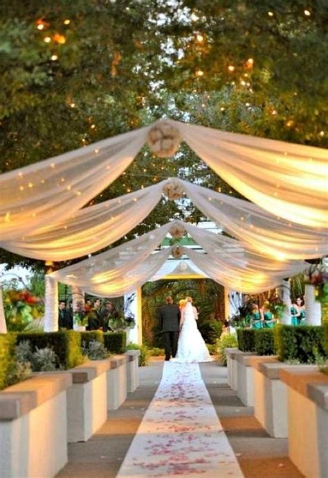 wedding ideas  garden wedding ideas