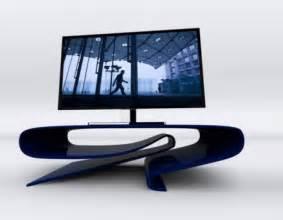 Table Tv Design : table tv design tv pas cher ~ Teatrodelosmanantiales.com Idées de Décoration