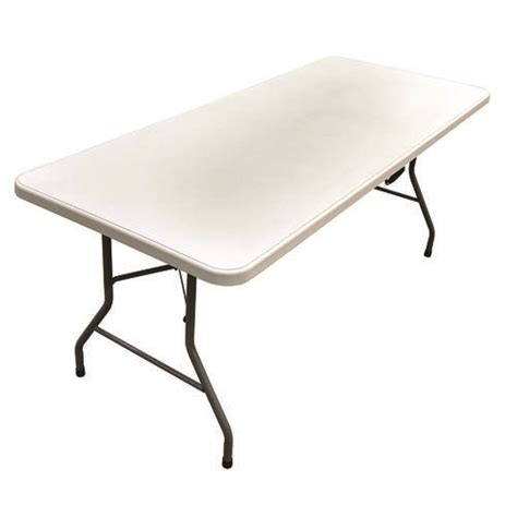 folding table and chairs menards 6 rectangular banquet resin table at menards 174