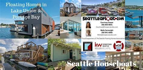 Houseboats For Sale Seattle Area by Seattle Houseboats Seattle Houseboats In Lake Union And