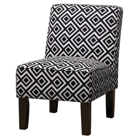 Burke Slipper Chair Polly Aegean by Burke Accent Print Slipper Chair Target
