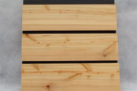 moderne holzfassade aus laerche details der laerchenholz fassade