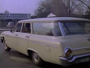 Imcdb Org  1962 Ford Ranch Wagon In  U0026quot The Invaders  1967