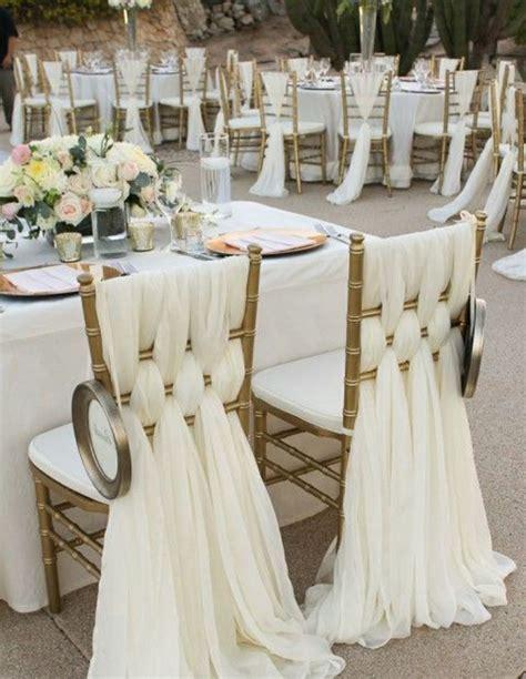 noeud de chaise mariage pas cher idées déco avec un noeud de chaise archzine fr