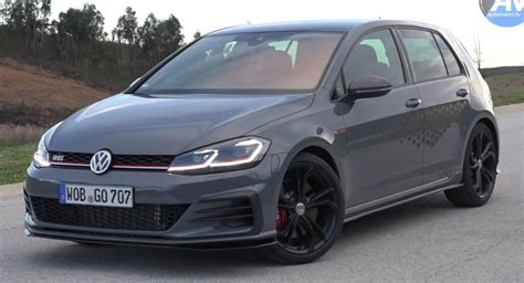 golf gti tcr  volkswagens hot hatch