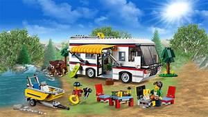 Les Camping Car : lego 31052 le camping car prix briqueo ~ Medecine-chirurgie-esthetiques.com Avis de Voitures