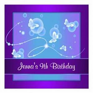 1000+ images about 9th Birthday Party Invitations on ...