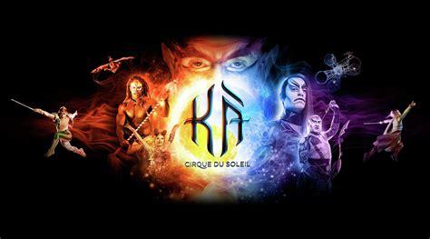 Ka By Cirque Du Soleil Review
