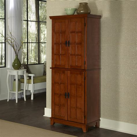 kitchen craft pantry cabinet home styles arts crafts kitchen pantry cottage oak