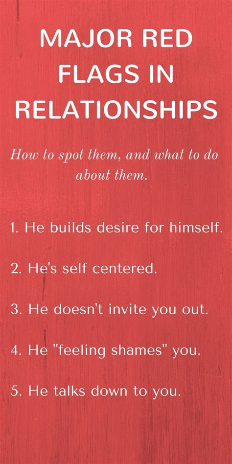Best 25+ Red Flag Ideas On Pinterest  Relationship Red