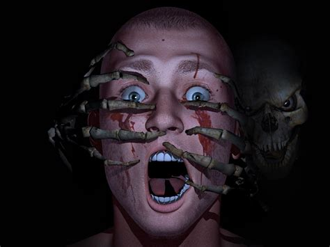 3d Animated Horror Wallpaper - horror wallpaper and background image 1280x960 id 195162