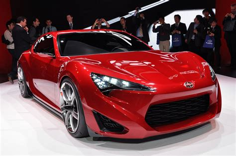 Toyota And Subaru Sports Cars To Be Revealed At The Tokyo