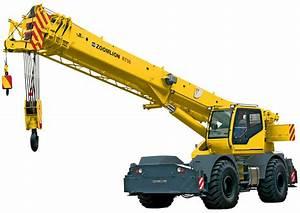 Global Crane Sales Debuts Groundbreaking Zoomlion Rt55