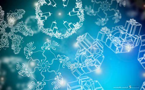 christmas snowflakes wallpapers hd wallpapers
